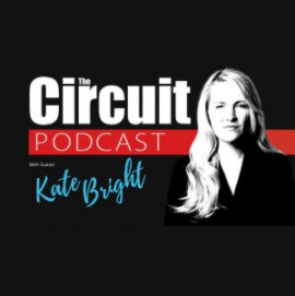 The Circuit Podcast Logo